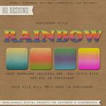 PS Style: RAINBOW