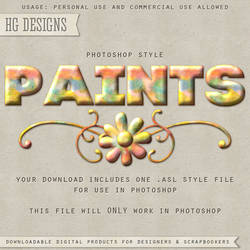 PS Style: PAINTS