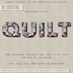 PS Style: QUILT