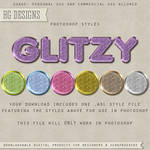 PS Style: Glitzy by HGGraphicDesigns