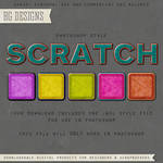 PS Style: Scratch