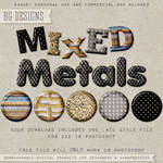 PS Style: Mixed Metals