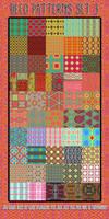 Deco Patterns Set 3