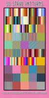 50 Stripe Patterns