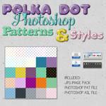 Seamless Dot Patterns