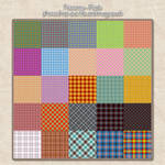 Patterns: Plaids