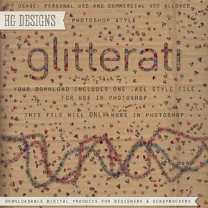 PS Style: Glitterati