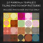 Patterns: Manadalas
