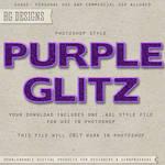 PS Style: Purple Glitz