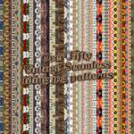 Vintage Pattern Mixture