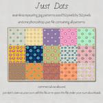 Pattern: Just Dots