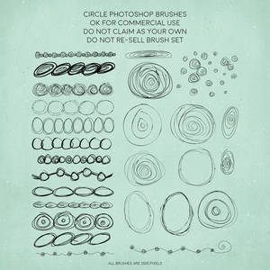 PS Brushes: Circles