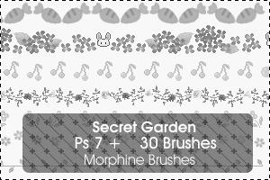 Secret Garden by morfachas