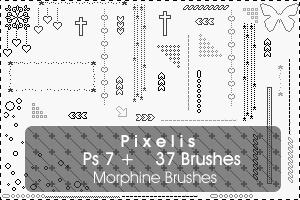 Pixelis by morfachas