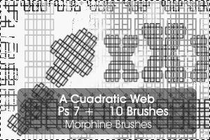A Cuadratic Web by morfachas