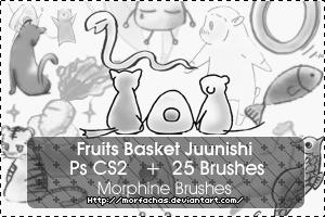 Fruits Basket - Juunishi - by morfachas