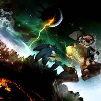 FINAL BATTLE +~epic music~+ by koda-soda