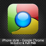 iPhone style - Google Chrome