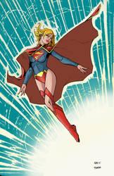 Supergirl - Oliver Nome