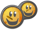 Daily doodle: happy cpu meter by gunezzue