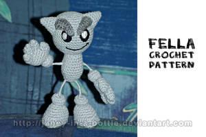 Fella Crochet Pattern