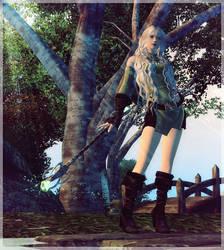 TES4 Oblivion mod - Celine