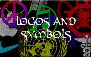 logos and symbols brush pack