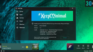 Keep Minimal 1.4