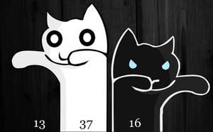 Adjustable Longcats v2.0 by Rasylver