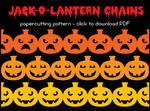 Jack-O-Lantern pattern