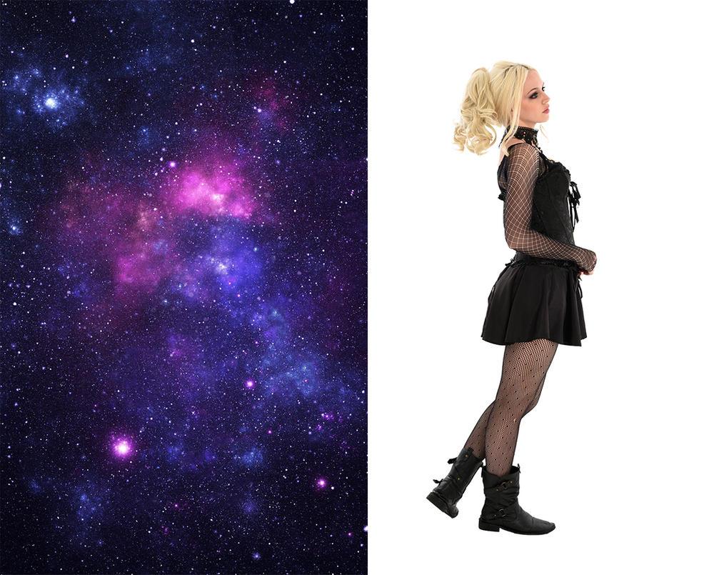 Mas alla de las estrellas by JohanaEVG