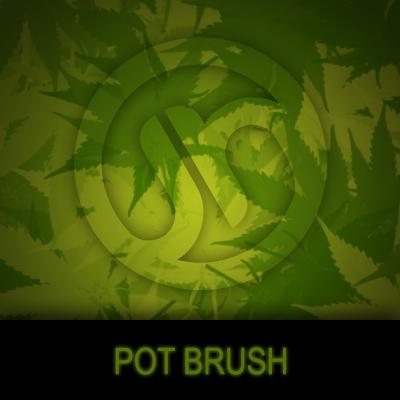 Photoshop Pot Brush by Freakless