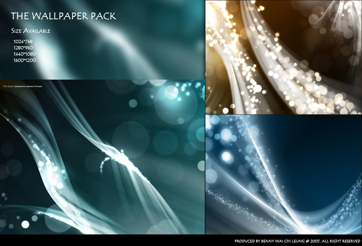 The Wallpaper Pack by bennywai