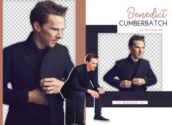 Pack png 42 // Benedict Cumberbatch by mxlfoy