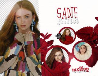 Pack png 71 // Sadie Sink by mxlfoy