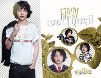 Pack png 85 // Finn Wolfhard by mxlfoy
