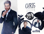 Pack png 104 // Chris Pine by mxlfoy