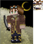 Minecraft Skin: Chouko Sora
