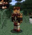 Minecraft Skin Request: Sol (Guilty Gear)