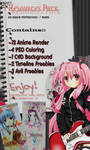 1st Resources Pack Made By Yuuka Primsriver
