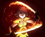 Dragonfire Kathrin [Spots] - ANIMATED!