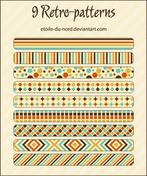 retro-patterns
