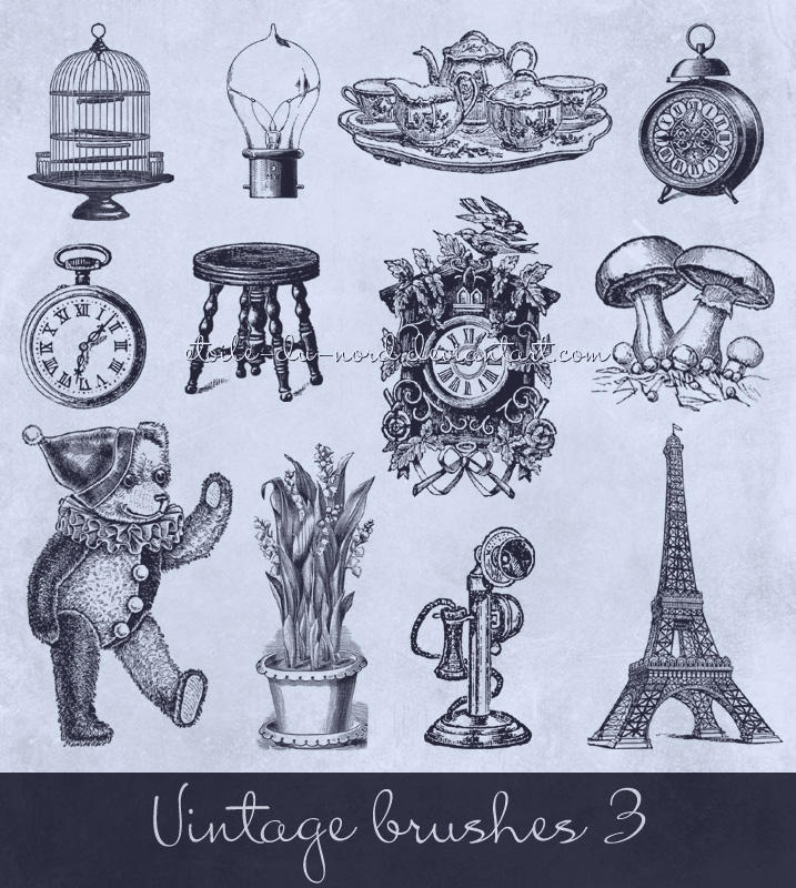 vintage brushes3 by Etoile-du-nord
