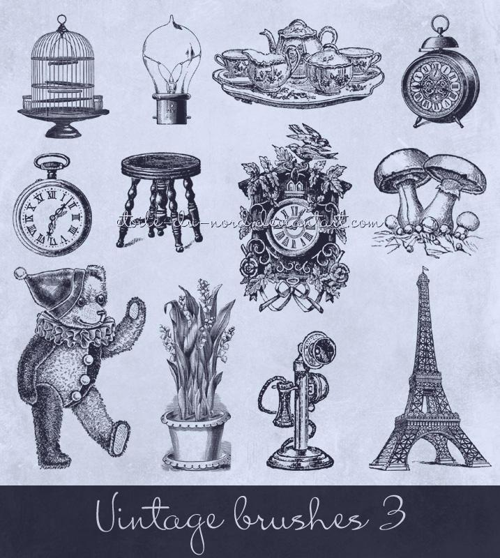 vintage brushes3 by Etoile-du-nord