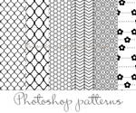 Transparent pattern