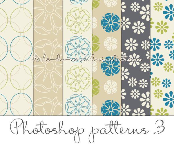 patterns 3 by Etoile-du-nord
