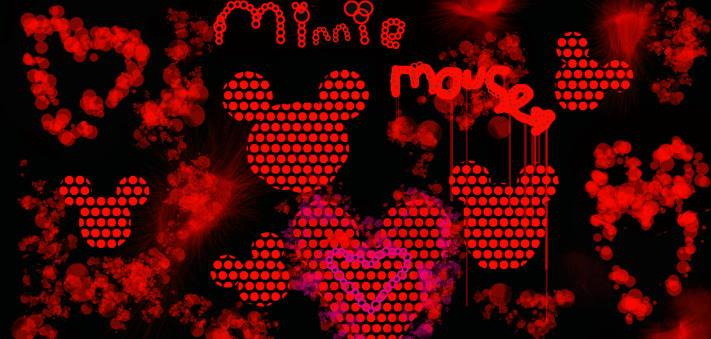 red minnie mouse background wwwimgkidcom the image