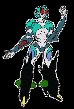 Female Transformer OC Adopt
