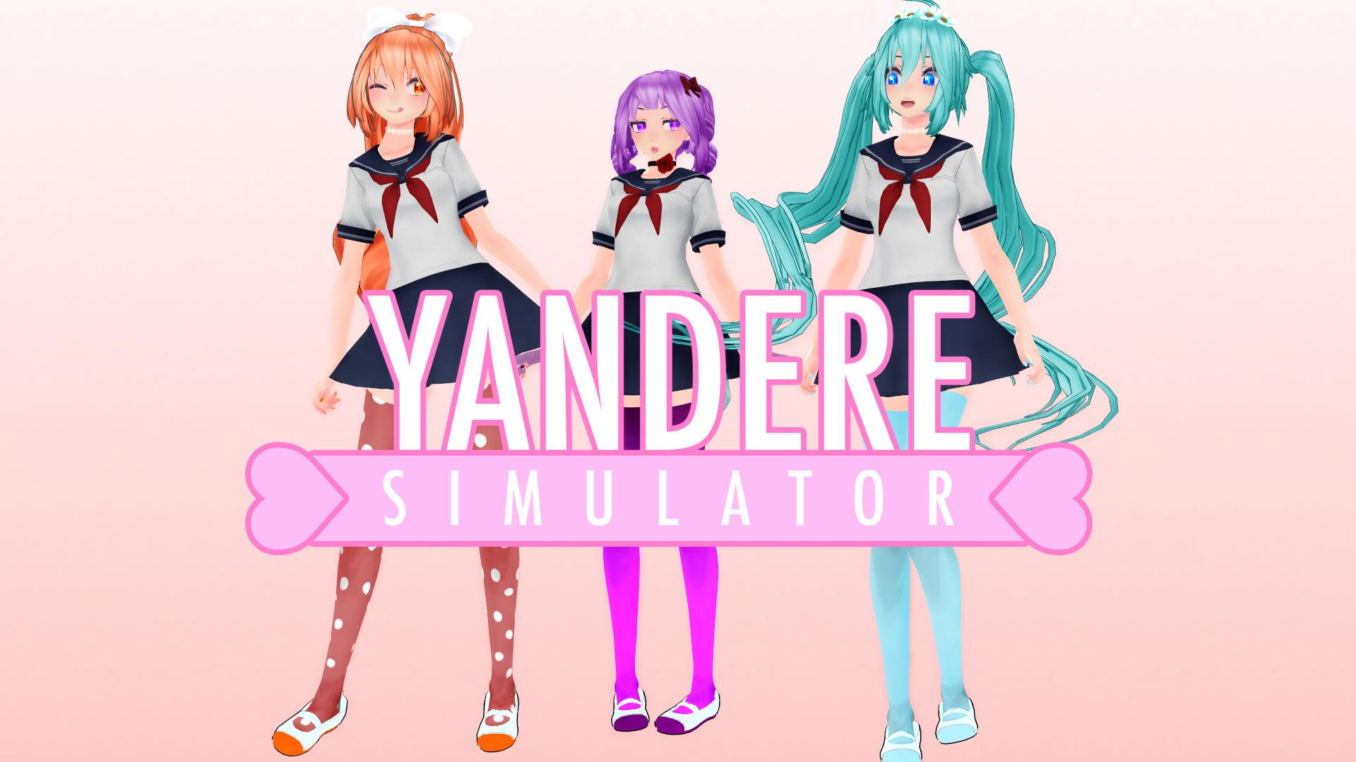 MMD Pack YandereSimulator DL!!! By SakiMiyuMMD On DeviantArt