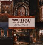 Wattpad Background Pack #1: Angst